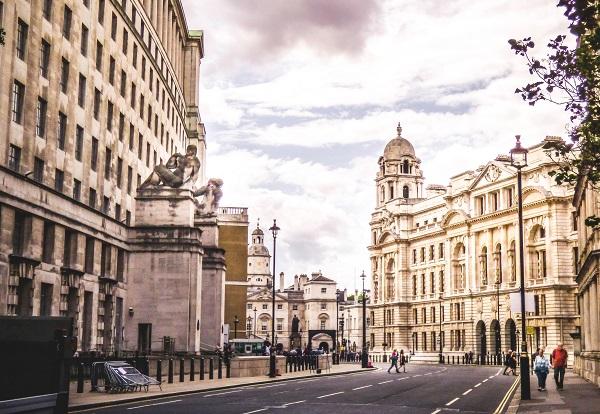 View of London, United Kingdom