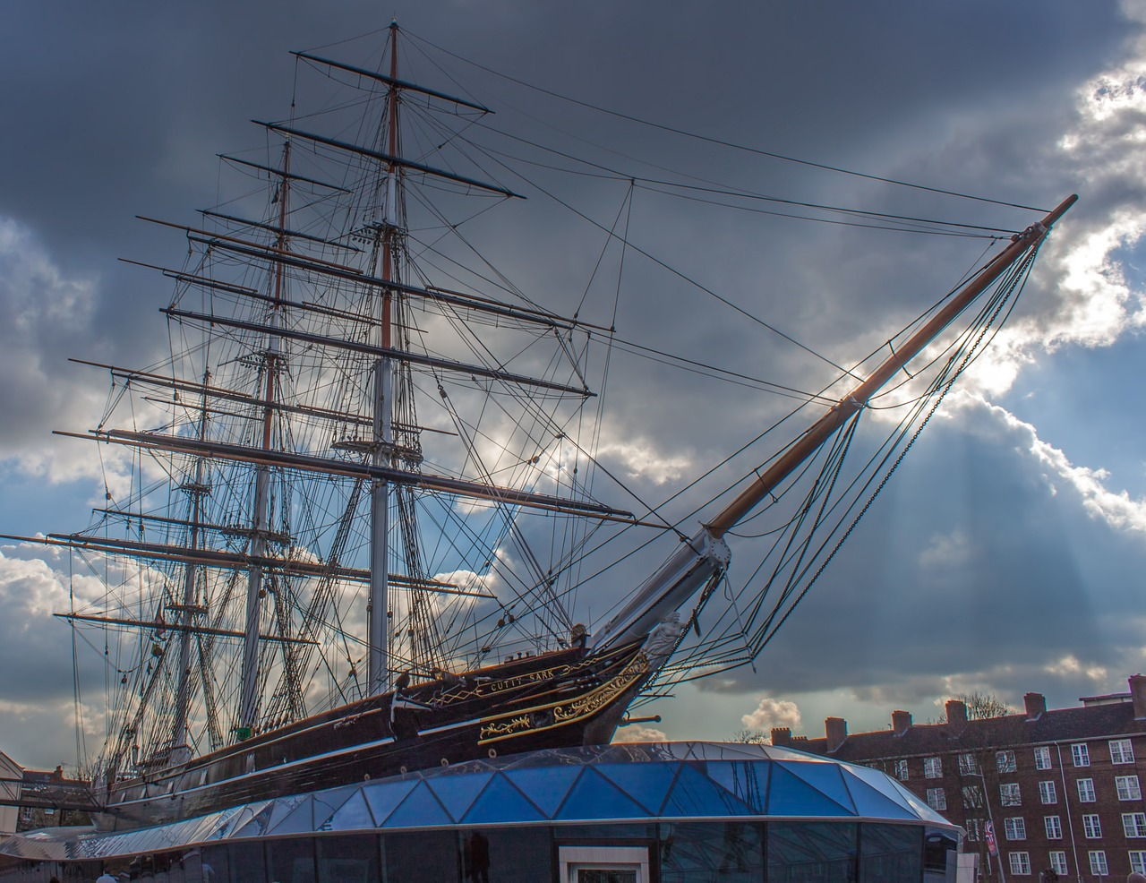 The Cutty Sark London