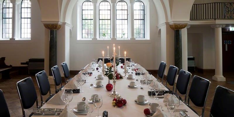 meeting room dining area - wellington hotel